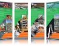BAM banner stand designs (Dunning Design)
