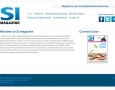 SI magazine website