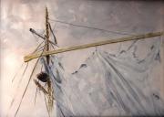Torn sails sketch