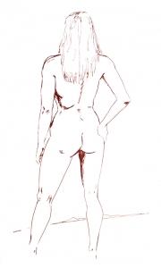 Standing female
