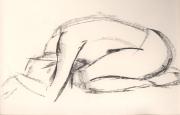 Yoga sketch