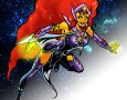 Starfire of the Teen Titans