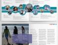 TPS Annual Report spreads