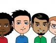 Website characters