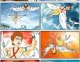 Icarus illustrations