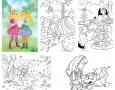 Royal Reunion illustrations