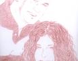 laura and Neil portrait