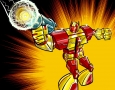 Transformer-ish robot