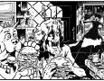 Starship sofa - Scooby and Shaggy