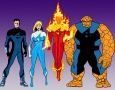Fantastic Four redesign