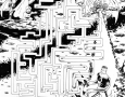 Fantastic Four maze