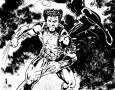 Wolverine and Black Widow