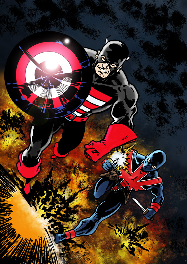 Marvel Characters Tmc Grafx