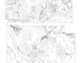 Spider-Man pencils