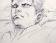 resting sketch